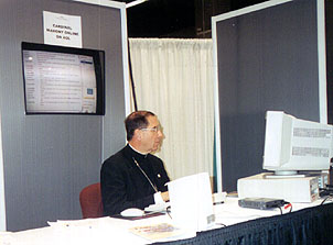 Cardinal Mahony on AOL